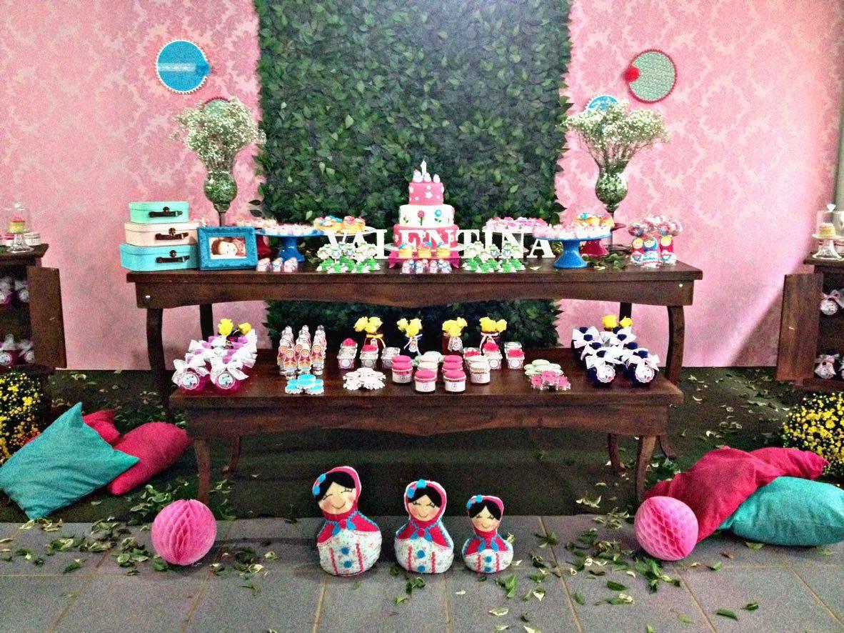 Festas infantis personalizadas