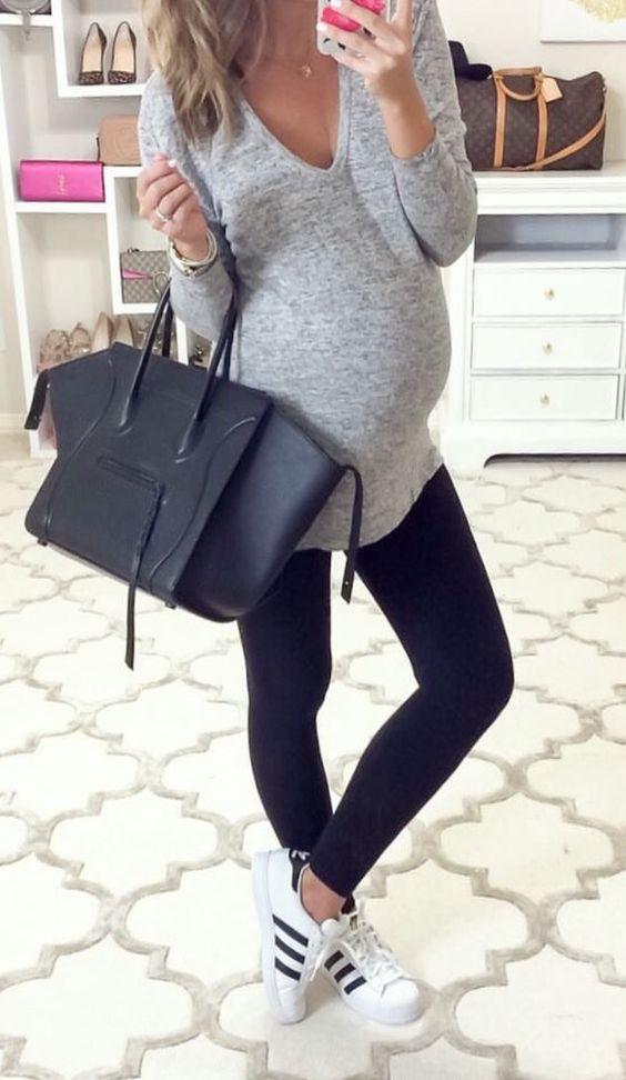 moda gestante