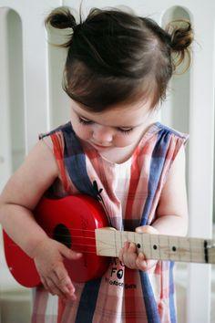 música na infância
