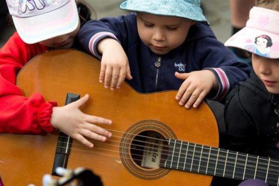 A importância da musicalização infantil