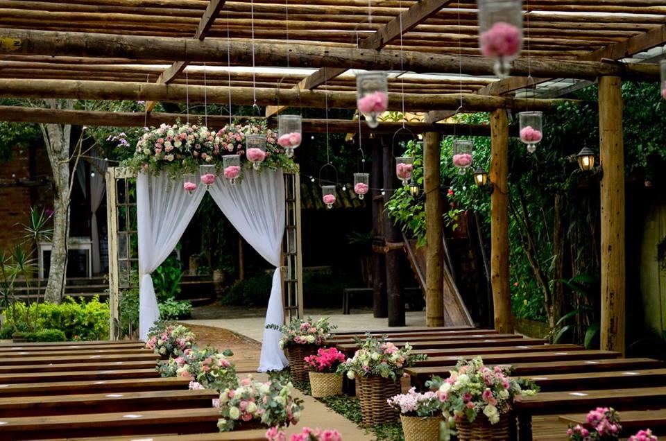 Um casamento no estilo Pinterest