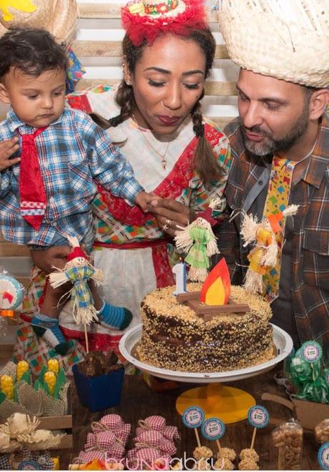 festa infantil caipira