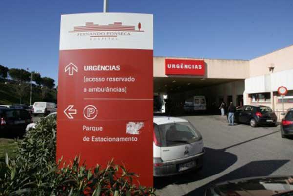 hospital público em Portugal