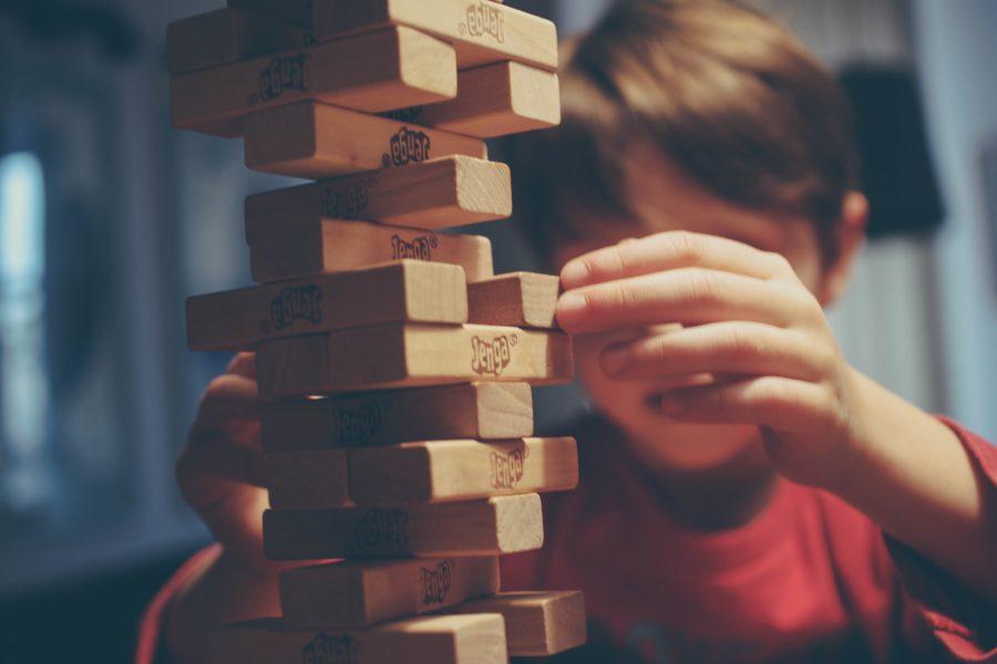 A importância do brincar na infância