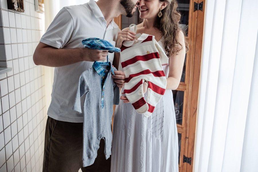 Tornando-nos pais – A casa que se transforma para a chegada de um bebê