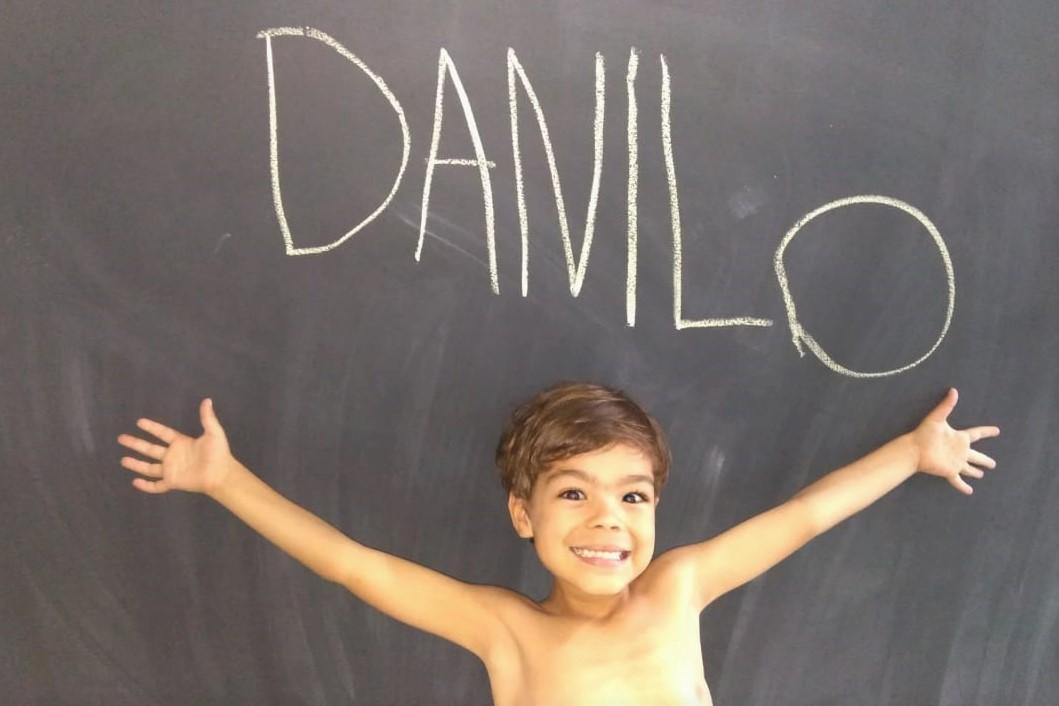 Descobri o Método das Boquinhas para ajudar na alfabetização do Danilo