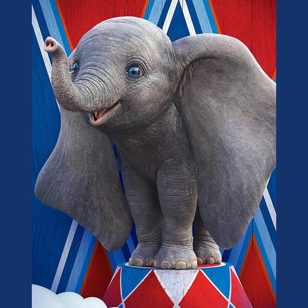 resenha sobre remake Dumbo